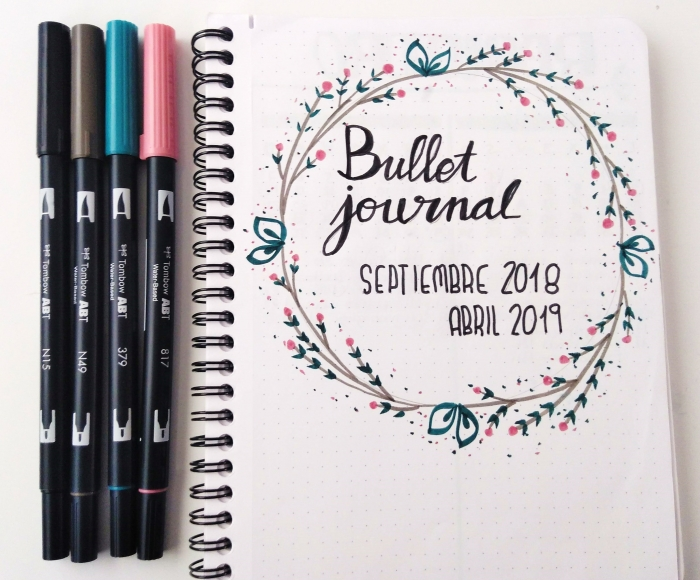 Un Bullet Journal que cambia vidas